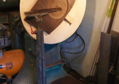 The minstrel mirror dock for the Hancocks furniture suite,in the furniture projects .  SASPOONER