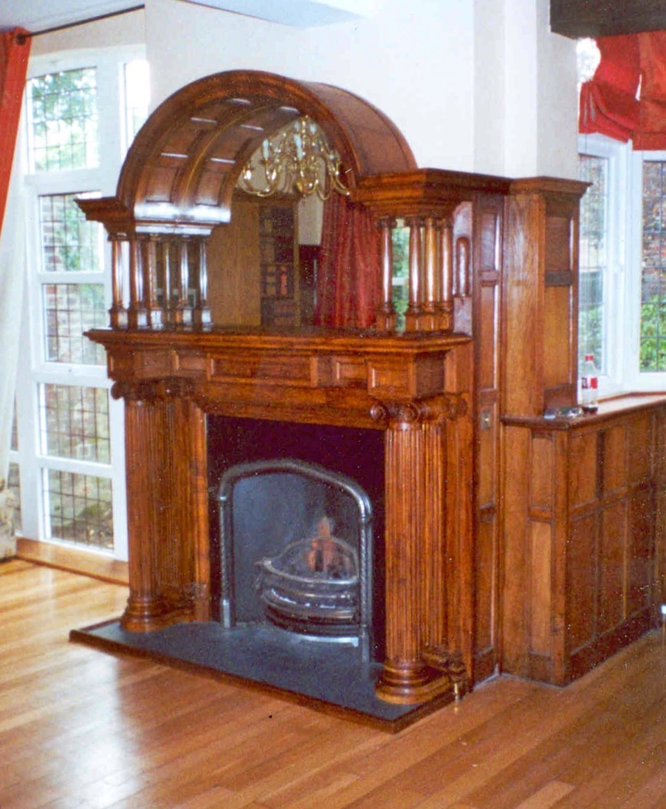 fireplaces s a spooner